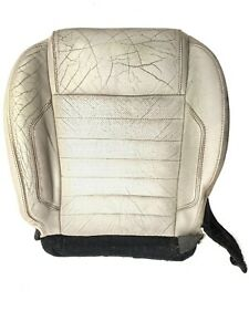 Ford Mustang 2005 2014 Leather Seat Cover Tan
