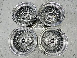 15x10 30 Spoke Ford Crown Victoria Ltd Ranchero And More Models Wire Wheels Set