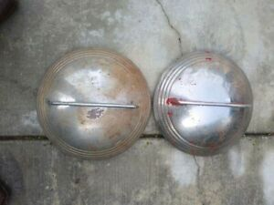 Hollywood Flipper Hubcaps