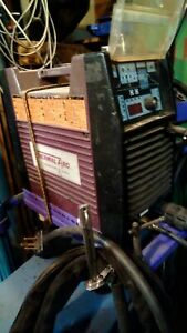 Thermal Arc 185tsw Welding Machine water Cooler 25 Torch