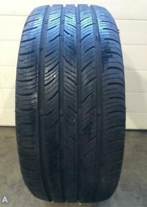 1x P245 45r17 Continental Contiprocontact Mo 8 32 Used Tire