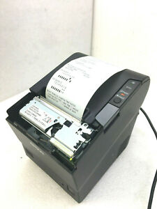 Epson Tm t88v dt Intelligent Thermal Receipt Printer Model M287d T8 e6