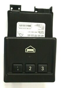 Bmw Oem E46 E53 X5 Homelink Remote Control Garage Door Opener Switch Buttons