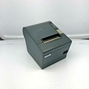 Epson Tm t88iv M129h Direct Thermal Point Of Sale Ethernet Receipt Printer Only