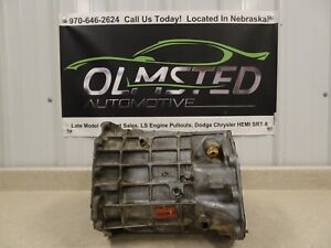 Tremec T56 Transmission Case Camaro Firebird Gto Corvette Ls1 Ls2 Oem Gm 6 Speed