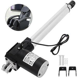 Dc 12v 10 Heavy Duty Linear Actuator Electric Motor For Medical Lift Auto Car