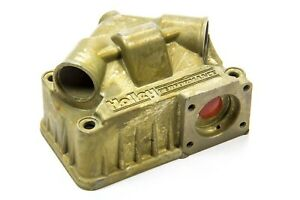 Aed Holley 4150 Secondary Chromate Carburetor Fuel Bowl P n 5365