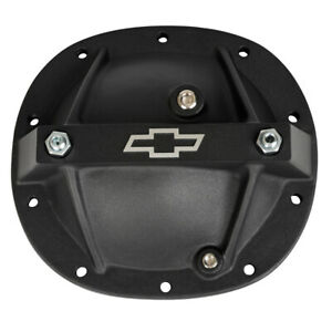 Proform Chevy Bowtie Rear End Cover Gm 7 5 P n 141 695