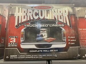 Herculiner Truck Bed Liner Roll On Kit Hcl1b8