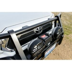 Arb 3423140 Bull Bar Winch Mount Bumper Front For 2012 2015 Toyota Tacoma L4 2 7