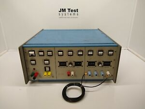 Multi amp Ssr 78 Protective Relay Test Set Tested Br