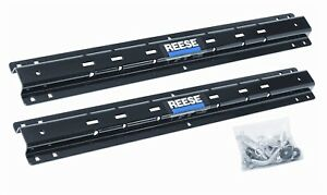 Reese 30153 Fifth Wheel Mounting Rails
