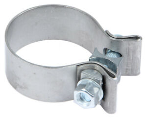 Pypes Performance Exhaust Ss Band Clamp 2 25 X 1in Each P N Hvc25