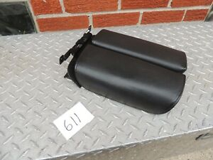 2009 2012 Lincoln Mks Center Console Arm Rest Oem