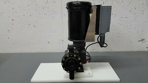 Pulsafeeder Mechanical Diaphragm Chemical Metering Pump Blackline Md1cpppn2c xxx