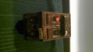 Wadsworth Main Or Branch Circuit Breaker 100 Amp 240 V 2 Pole 120 240