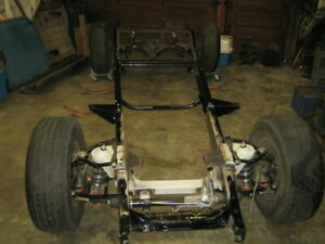 1947 1948 1949 1950 1951 1952 1953 Chevrolet 3100 Pickup Chassis