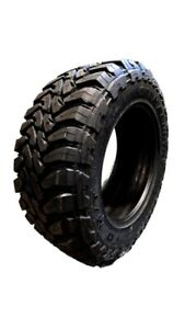4 new 40x15 50r20lt Toyo Open Country Mt 130q D 8 Ply Mud Terrain Tires 360370
