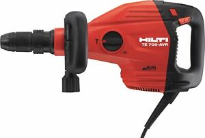 Hilti 3484793 Demolition Hammer Perf Pkg Te 700 avr Drilling Demolition