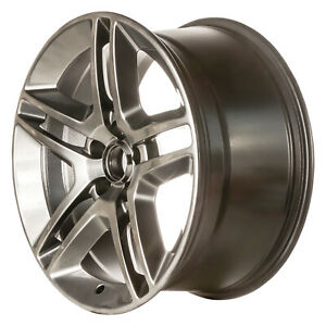 03814 Oem Used 19x9 5 Aluminum Wheel Fits 2010 2012 Ford Mustang Shelby Gt500