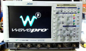 Lecroy Wavepro 960 Dso 2ghz Bandwidth 4 ch Digital Oscilloscope 16gs s 2