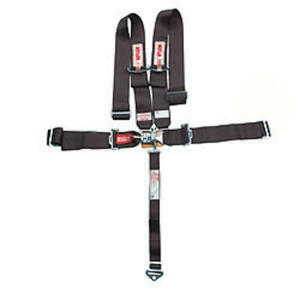 Simpson Safety 5 Pt Harness System Ll Wrap Ind 55in P N 29064bk