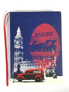 Coca-Cola London England U.K. Travel Writing Journal 200 Blank Lined Pages 5