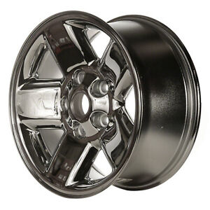 02165 Refinished Dodge Ram 1500 2002 2003 17 Inch Wheel Rim Chrome Plated