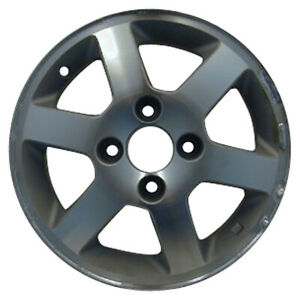 63819 Honda Accord 1998 1999 15 Inch Used Aluminum Wheel Rim