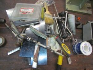 Miscellaneous Shop Tools Supplies I 482