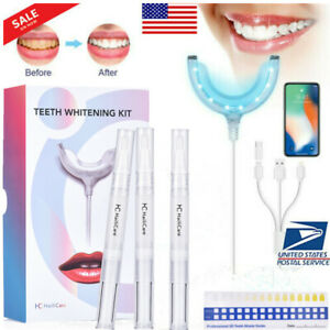 Dental Mobile Teeth Whitening Machine Lamp Bleaching Led Light Accelerator Kit