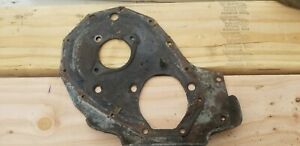 Chevy 1960 To 62 235 261 Truck Front Motor Mount Plate With Motor Mount