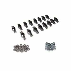 Comp Cams 1450 16 Magnum Roller Rocker Arms 3 8 Stud 1 7 Ratio For Ford New