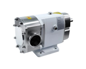 040 tpt2 Sanitary Positive Displacement Pump Head With Horizontal Port