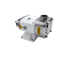 040 tpt2 Sanitary Positive Displacement Pump Head With Vertical Port