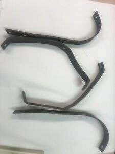1938 1939 1940 1941 Ford Pickup Truck Rear Bumper Braces New