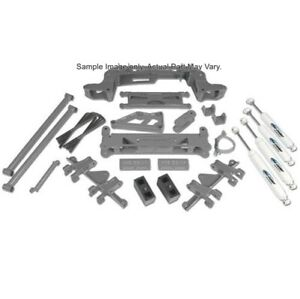 Pro Comp K1049b 4 Lift Kit With Es3000 Shocks For 92 2997 Gm 1500 4wd New