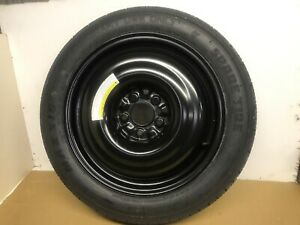 2010 2013 Infiniti G37 Compact Spare Tire 17 Inch Temporary Space Saver Unused