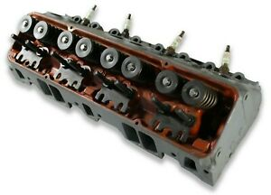 2 1973 Chevy Small Block V8 Cylinder Heads Machined 202 Valve Magnaflux