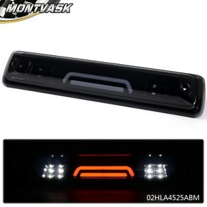 For 2015 2018 Colorado Canyon 3d Led Third 3rd Tail Brake Light Rear Cargo Lamp