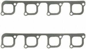 Fel Pro Ford Svo Exhaust Gasket For Yates Heads P N 1433