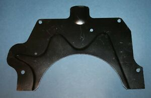 1953 1954 1955 Corvette Powerglide Transmission Inspection Plate Original