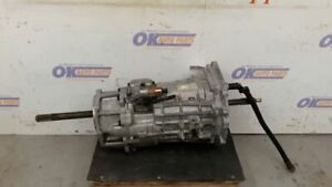 01 Chevy Corvette C5 Oem Manual Transmission Assembly