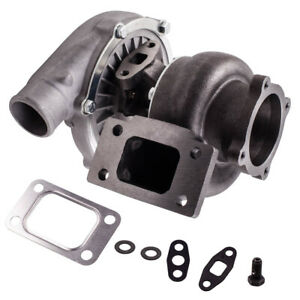 Gt3037 T3 Flange 500hp Universal Turbo Charger For All 6 8 Cyl 3 0l 5 0l Engine