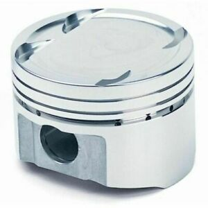 Je Pistons 242880 Sport Compact Pistons Forged 3 189 Inch Bore New