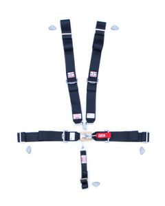 Simpson Safety 5 Pt Sport Harness Systm Ll P D B I Ind 55in P N 29043bk