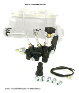 Universal Adjust Knob Style Proportioning Valve Kit Lines To Master 9 16