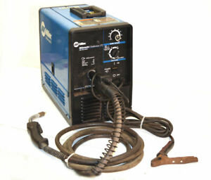 Miller 172 Millermatic Challenger 230v Wire Welder 30 duty cycle 130 amp 1 ph
