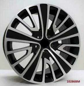 19 Wheels For Jaguar F type Coupe V6 2014 Up Staggered 19x8 5 9 5 5x108
