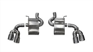 Corsa Performance 14784 Xtreme Axle back Exhaust System Fits 16 19 Camaro